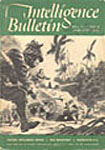 [Intelligence Bulletin Cover: Notes on Tiger Tanks in the Battle for Florence]
